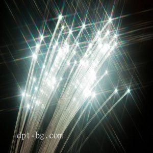 Фиброоптика с челно светене 0.75мм, Фиброоптика за звездно небе 1мм