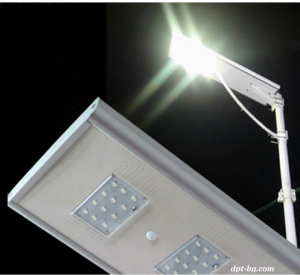 Led Соларни Осветители, Автономни соларни лампи